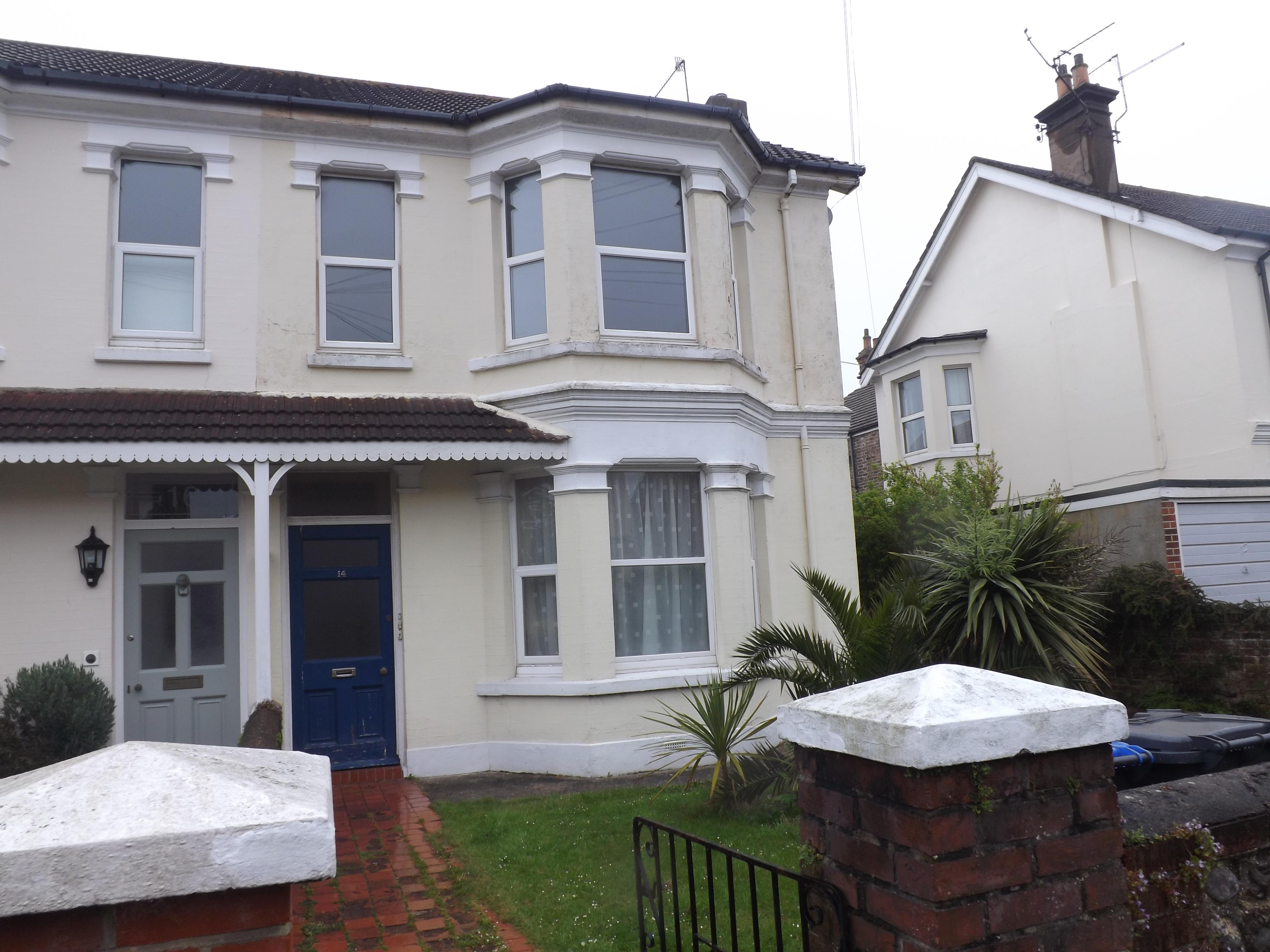 Harrow Road Worthing Property To Rent